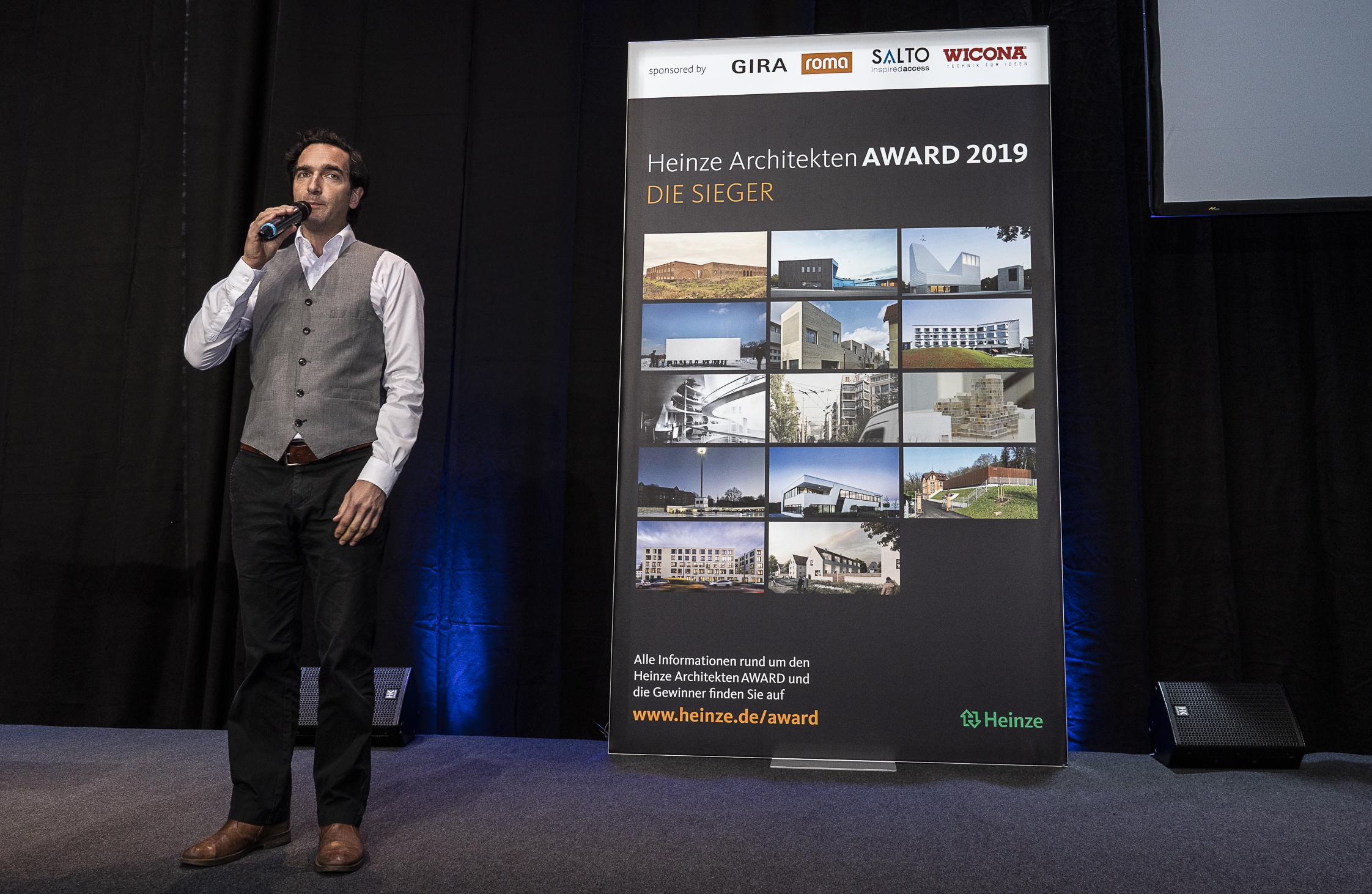 Heinze ArchitekTOUR Kongress 2019